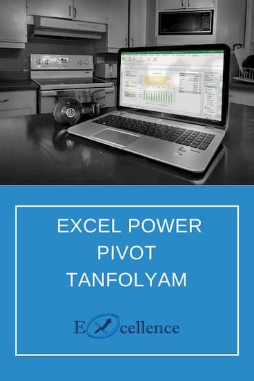 Power Pivot tanfolyam
