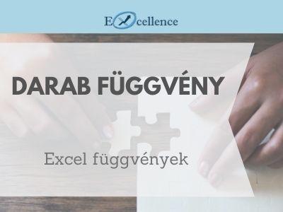 DARAB függvény blog